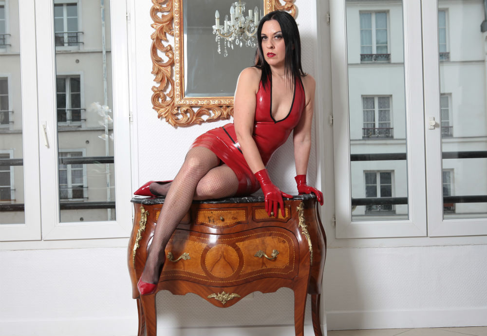 Femdom in Paris and London