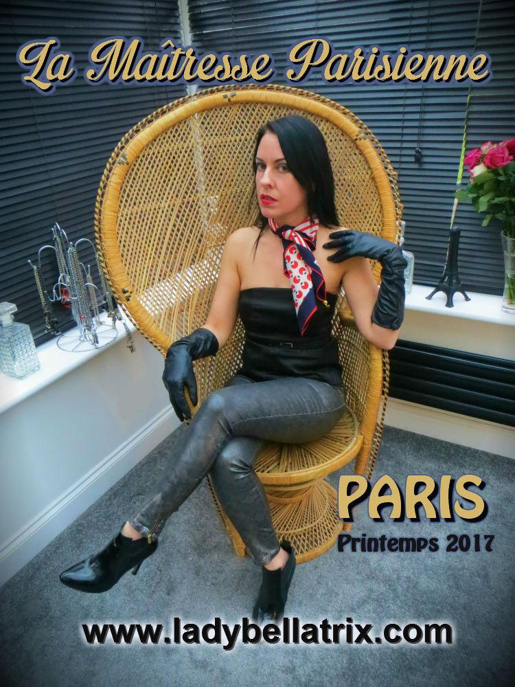 La Maitresse Parisienne retour pour le printemps