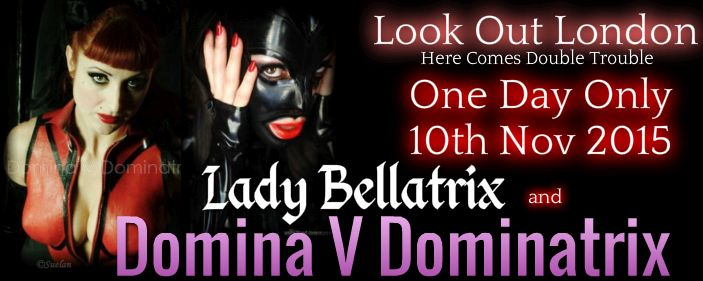 Duo Sessions with Domina V