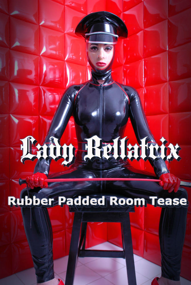 Padded Rubber Room Tease