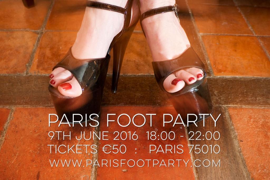Paris Foot Party – June 9