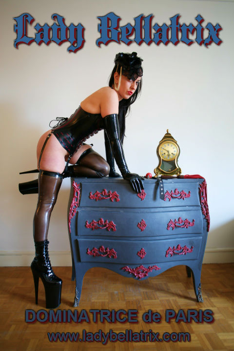 Domination in Paris in July and London tour dates