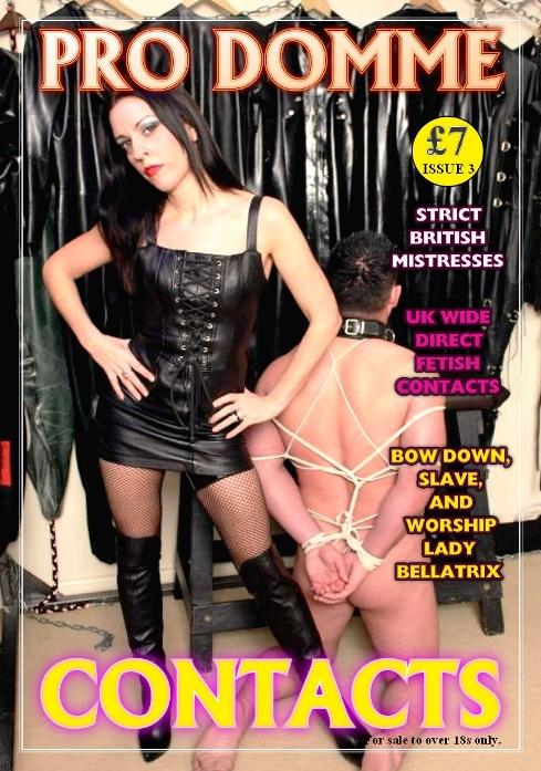 Cover Girl – Pro Domme Conacts UK